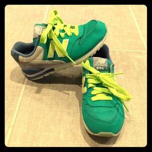 Kids New Balance Sneakers